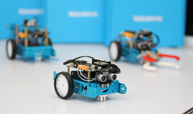 mBot教育机器人 免费试用