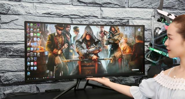 極限視覺體驗 滿足玩家苛刻需求:Predator X38