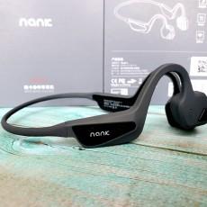 時尚與運動相結合-南卡Runner CC骨傳導耳機