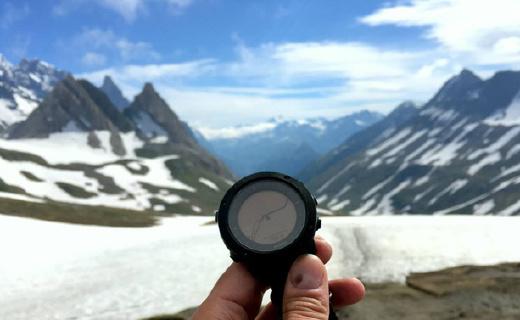 伴我8天160公里遠征勃朗峰環線,全靠它給我指路