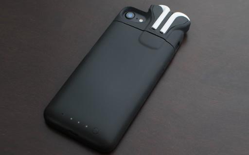 充电收纳二合一的手机壳,AirPods再也不怕丢