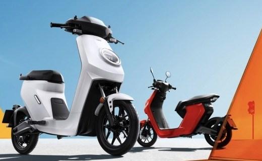 新國標智能電動車小牛MQi2發布,售價4599元起