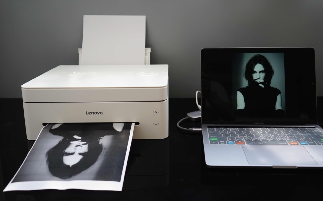 WIFI連接遠程打印,聯想小新一體打印機體驗