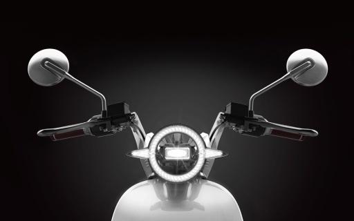 外觀更炫酷、騎行更智能!電動車也能騎出瑪莎拉蒂的感覺!