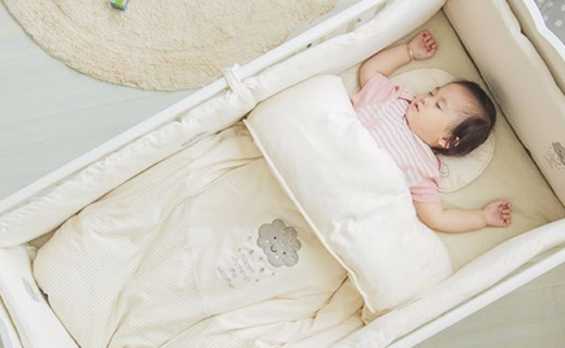 網易嚴選嬰兒床品14件:新疆有機彩棉天然蓬軟,杜絕化學添加更安心