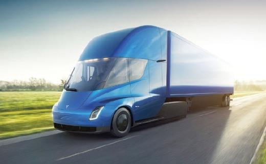 馬斯克確定!特斯拉電動卡車Semi即將開始生產