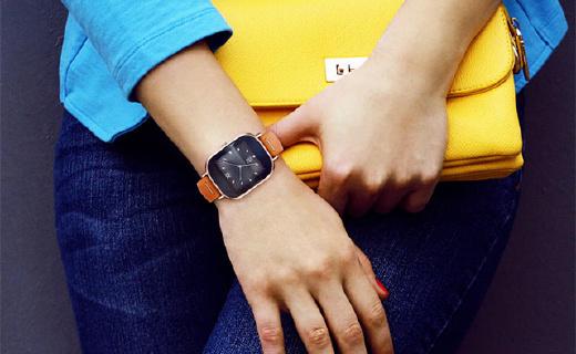61种表盘风格的华硕智能手表,还能语音操控