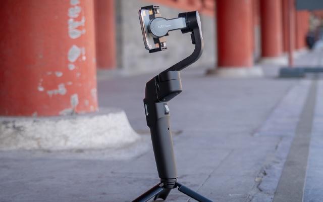 穩定拍大片 | MOZA魔爪Mini-s穩定器帶來魔性的拍攝