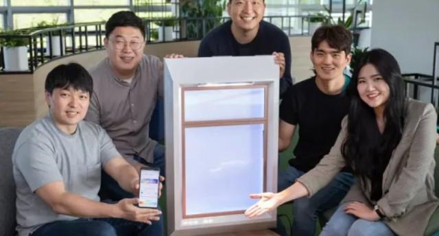 三星發明了一扇模仿自然陽光的智能窗戶,可隨時改變陽光方向