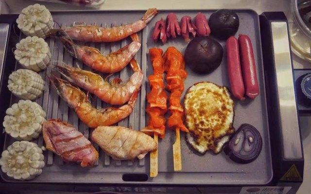 受熱均勻煎烤一體,這烤爐讓你天天小燒烤 — 寶沃佳美家用電燒烤爐測評 | 視頻