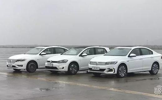 大众汽车步入电动时代!珠海试驾三款纯电新车