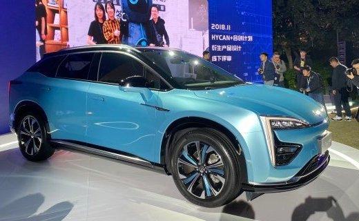 26万起!广汽蔚来首款车型发布,还配专属无人机!