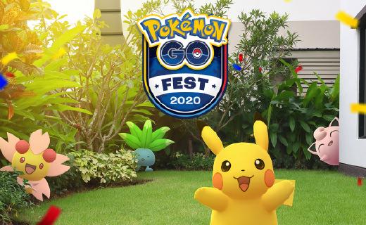 Niantic宣布:將于7月25日舉辦完全虛擬的Pokémon GO嘉年華