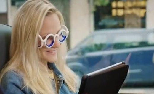 雪鐵龍推出專治暈車的眼鏡:10分鐘解決問題