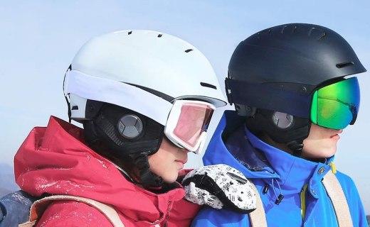 可通電話的頭盔?Smart4u SS1藍牙滑雪頭盔來了