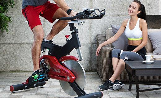 速爾SB700動感單車:人工學設計,塑形燃脂還不易傷膝