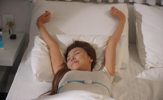 """十分鐘快速入睡,這個""""智能腰帶""""能幫你改善睡眠質量"""