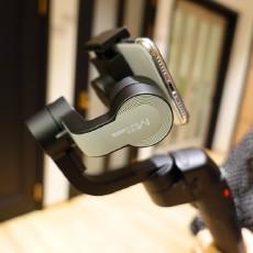 三轴就是稳,魔爪mini-s手持稳定器体验评测