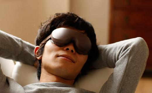 能做眼保健操的眼罩,头晕眼花、黑眼圈都走开!