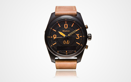 Martian新款智能手表,Siri、Alexa助手都能用