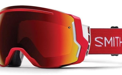 SMITH H18滑雪鏡:超大視野,防止眩目!