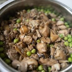 想学做鸡?吃鸡狂魔教你两招,配上脱糖米饭,健康美味随手就来!