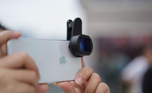 只需這款手機鏡頭,就能開啟你的電影夢!畫質還超贊!