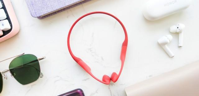 無懼束縛的運動耳伴:韶音骨傳導藍牙耳機Aeropex