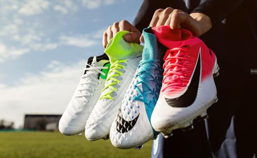 Nike全系新配色足球鞋,春日撒野就靠它們了