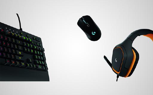 羅技全新系列鍵鼠耳機,性能穩定設置便捷