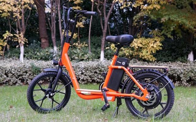 國民老牌的新嘗試,通勤實用派——上海永久袋鼠iK1電踏車