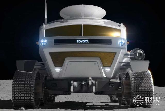 """丰田又一波大胆操作!联合JAXA打造""""月球车"""",连人带车一起登月"""