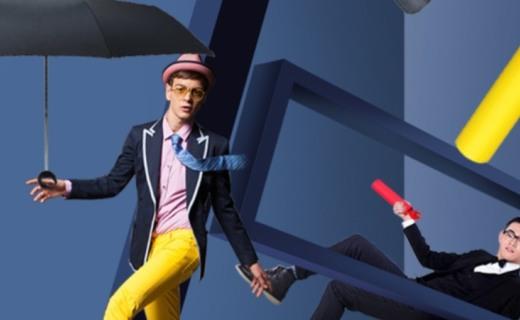 Knirps折叠晴雨伞:自动三折伞,舒适手柄,一键开收
