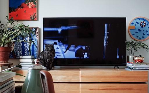 「体验」堪比iPad厚度的飞利浦55PUF8104/T3电视,让我一次看个够!