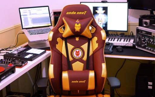 赛车座椅让你吃鸡不累 办公逍遥,安德?#22266;豠ndaseaT电竞椅体验