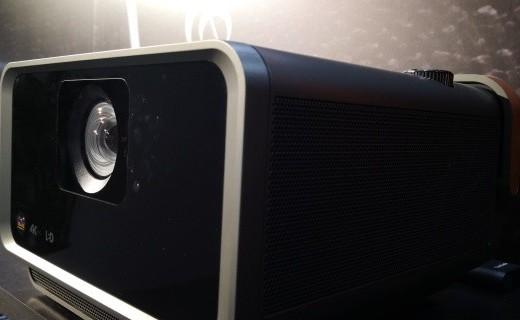 「新東西」4K高色域!優派發布 X10-4K 智能影院新品