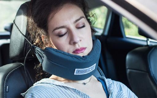 乘车坐飞机睡觉神器,固定颈椎神清气爽