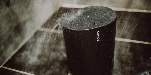 不惧风雨,不拘时空!Sonos Move完美音效让你耳朵享受起来~