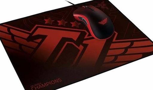 雷蛇攜手SK T1戰隊,發布定制游戲鼠標和鼠標墊