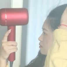 滋养头发从吹发开始,莱克F6涡轮吹风机,黑科技用水离子养发