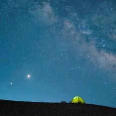 攜vivo X50 Pro行攝大西北:沙漠飆車都不抖,還能輕松拍星空!