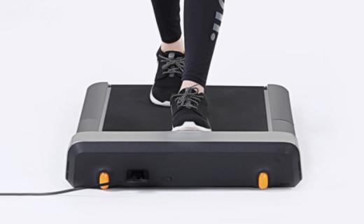WalkingPad走步機眾籌:對折設計免安裝,售價1699元