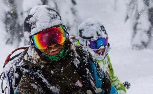 Smith  H16 Scope滑雪鏡:雙層鏡片TLT漸薄技術,視野寬廣不起霧