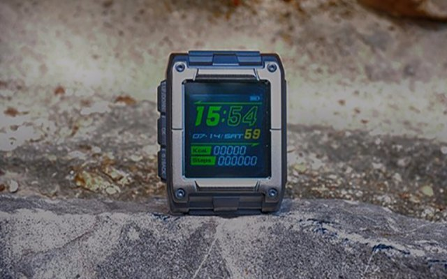手腕上的机?#23376;率浚琒ENWEAR S929全能户外腕表评测