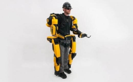 工人福音?Guardian XO Max工业骨骼套装:穿上轻松举起90公斤