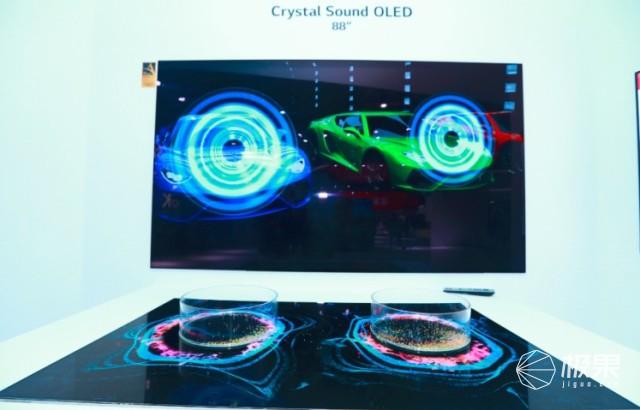 满眼的显示行业黑科技,本届AWE被OLED霸屏了