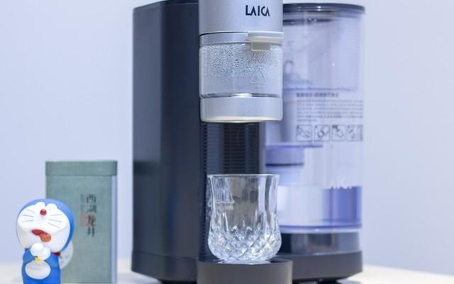 你會喝茶嗎?一鍵凈水出好茶|LAICA萊卡凈水泡茶一體機體驗