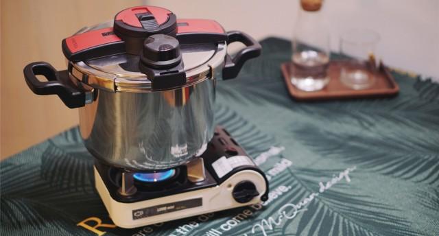 煲湯、燉肉、煮飯,這個高顏值的壓力鍋能讓可口的食物一步到胃!