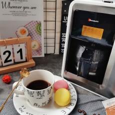 海氏悶蒸全自動美式咖啡機,讓您在家也能隨時享用醇香咖啡
