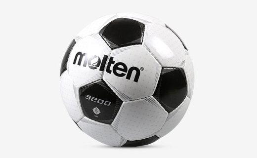 Molten足球:兼顧彈性和沖擊力,腳感靈敏掌控球場